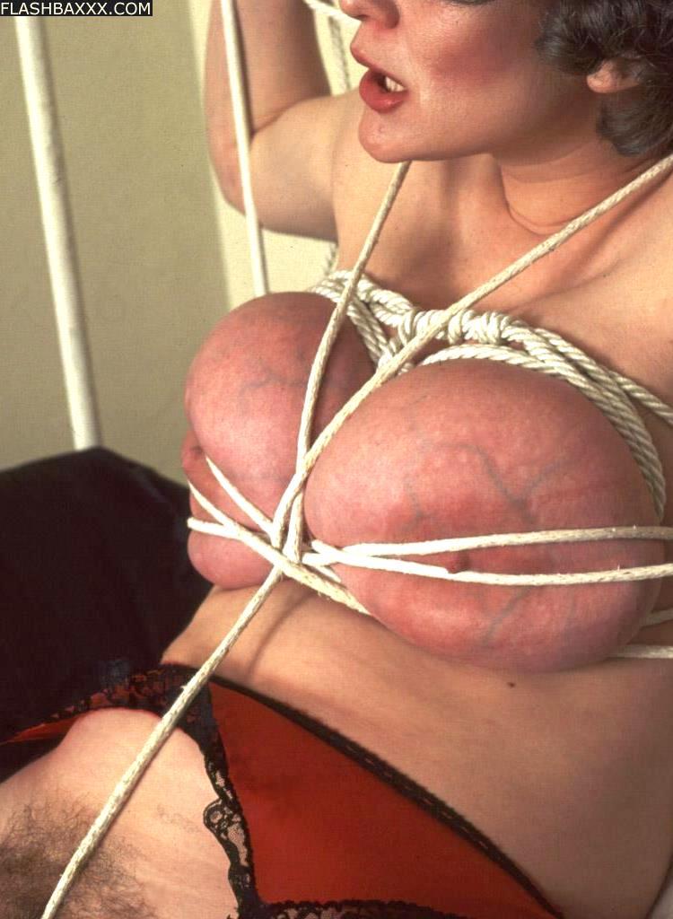 Extreme rope bondage porn idea necessary